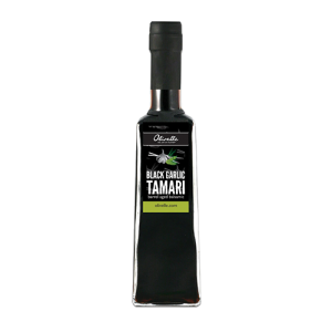 Black Garlic Tamari Balsamic Vinegar