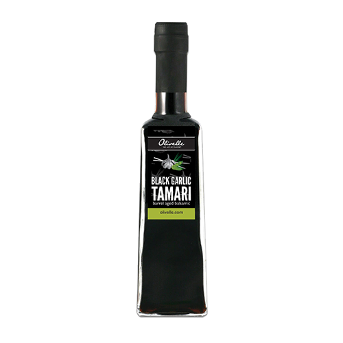 Black Garlic Tamari Balsamic Vinegar