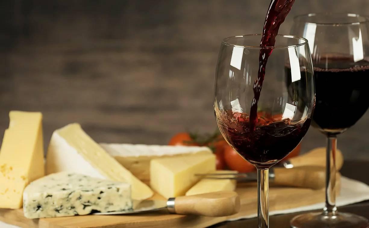 French Wine and Cheese Pairing